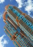 Edifício moderno de Miami Fotos de Stock Royalty Free