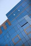 Edifício moderno do negócio Foto de Stock Royalty Free