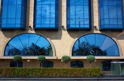 Edifício moderno do negócio Fotos de Stock
