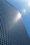 Edifício moderno elevado Foto de Stock Royalty Free