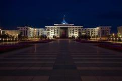 Edifício moderno em Astana Foto de Stock