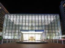 Edifício moderno em Auckland foto de stock royalty free