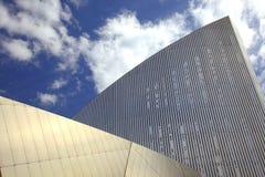 Edifício moderno em Manchester Foto de Stock Royalty Free