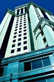 Edifício moderno novo do negócio Imagem de Stock Royalty Free