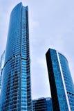 Edifício moderno novo do negócio Imagens de Stock Royalty Free