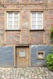 Edifício muito velho Imagem de Stock Royalty Free