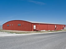 Edifício multifacetado Foto de Stock