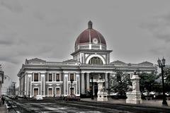 Edifício municipal Imagens de Stock