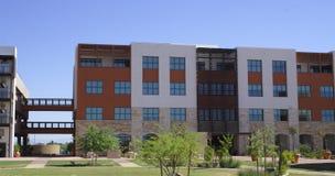 Edifício municipal contemporâneo Foto de Stock Royalty Free