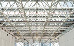 Edifício natural da iluminação Fotos de Stock Royalty Free