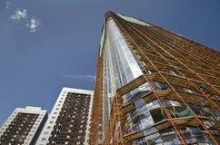 Edifício novo de Saratov Foto de Stock