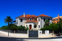 Edifício residencial Fotos de Stock Royalty Free