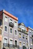 Edifício residencial Fotos de Stock