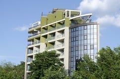 Edifício residencial foto de stock royalty free