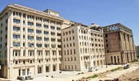 Edifício romeno da academia Foto de Stock Royalty Free