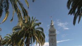Edifício San Francisco da balsa vídeos de arquivo