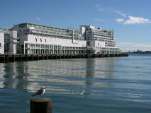 Edifício Shipshape Fotografia de Stock Royalty Free