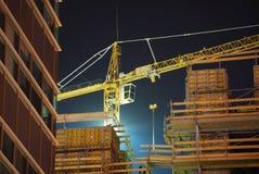 Edifício sob a construção Foto de Stock
