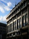 Edifício Sunlit Imagem de Stock Royalty Free