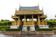Edifício tailandês do estilo Fotografia de Stock Royalty Free