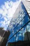 Edifício traseiro de John Hancock do louro em Boston Foto de Stock Royalty Free