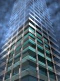 Edifício urbano Fotos de Stock