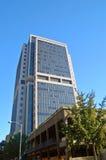 Edifício urbano Foto de Stock Royalty Free