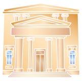 Edifício velho Imagens de Stock Royalty Free