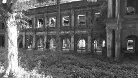 Edifício velho Fotografia de Stock Royalty Free