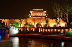 Edifício velho chinês Fotos de Stock Royalty Free