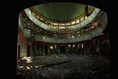 Edifício velho da ópera Fotos de Stock Royalty Free