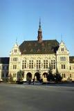 Edifício velho da arquitetura Imagens de Stock Royalty Free