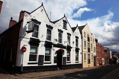 Edifício velho em Chester Imagens de Stock