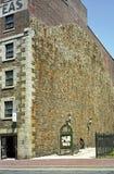Edifício velho em Halifax foto de stock