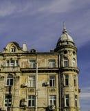 Edifício velho em Sófia, Bulgária Imagem de Stock Royalty Free