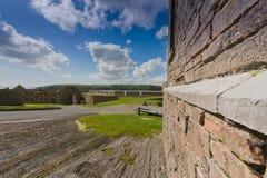 Edifício velho no forte de Charles, Kinsale Fotografia de Stock