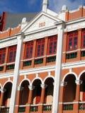 Edifício velho restaurado Fotografia de Stock