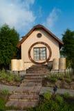Edifício velho tradicional Imagens de Stock