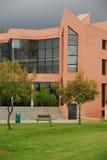 Edifício vermelho Imagens de Stock