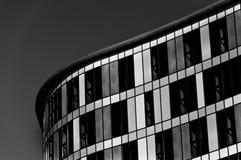 Edifício Windows Fotografia de Stock