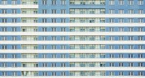 Edifício Windows Imagem de Stock