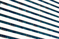 Edifício Windows Foto de Stock
