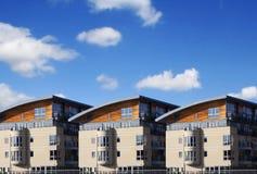 Edifícios Imagem de Stock