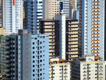 edifícios Imagens de Stock Royalty Free