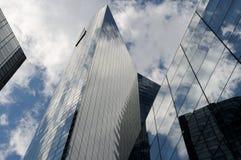 Edifícios 9 de Défence do La Fotografia de Stock Royalty Free