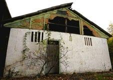 Edifícios abandonados Fotos de Stock Royalty Free