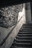 Edifícios abandonados Fotografia de Stock