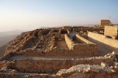 edifícios Archaeological antigos velhos fotografia de stock royalty free