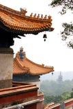 Edifícios chineses Imagens de Stock