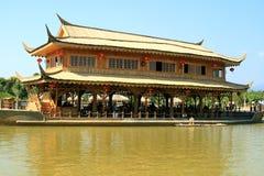 Edifícios chineses Imagens de Stock Royalty Free